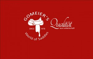 Logo Gomeiers World of Saddles 2014